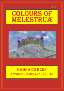 Ragnar's Keep module front page